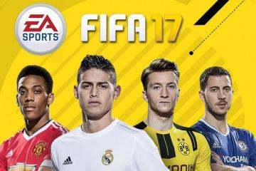 FIFA 17 parmi les meilleures ventes 2016 aux Etats-Unis