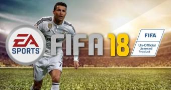 Les différentes éditions de #FIFA18