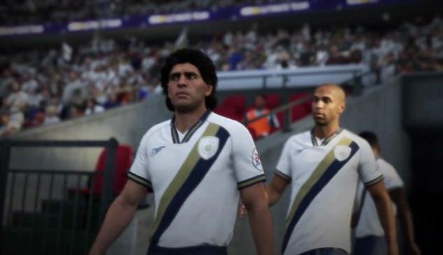 Comment obtenir la carte icone de Maradona sur FIFA 18?