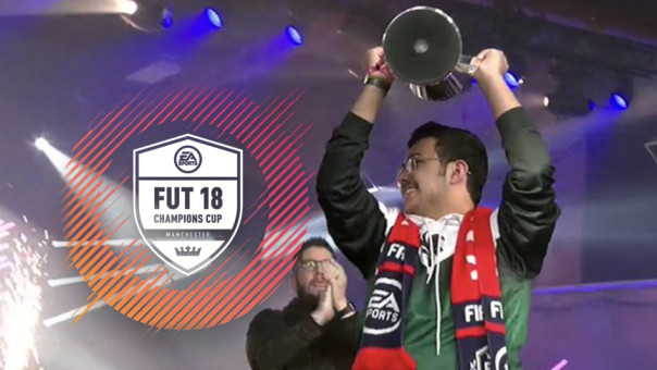 FUT Champions Cup Manchester : Le gagnant connu !