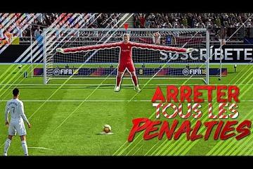Comment arrêter les pénaltys sur FIFA?