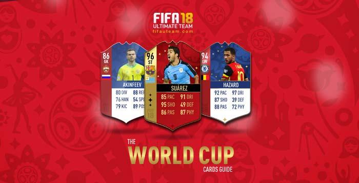 fifa fut world cup 18